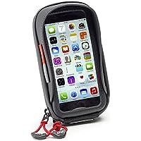 Supporto Smartphone per Harley Davidson Softail Deuce (FXSTD/I) Givi S956B