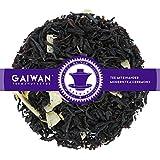 """Núm. 1152: Té negro """"Coco"""" - hojas sueltas - 250 g - GAIWAN® GERMANY - té negro de Ceilán y China, hojuelas de coco"""