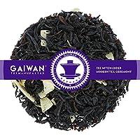 """N° 1152: Thé noir""""Noix de coco"""" - feuilles de thé - 100 g - GAIWAN GERMANY - thé noir de Ceylan, Chine, flocons de noix de coco"""