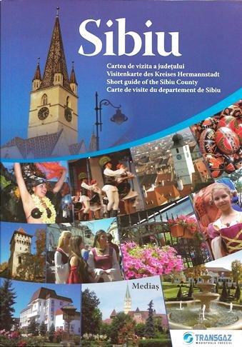 des Kreises Hermannstadt / Cartea de vizita a Judetului + CD (Kreis-visitenkarten)