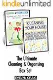 Cleaning & Organizing your home: Change your life and declutter your household - The Ultimate Cleaning bundle (cleaning, cleaning and organisation, declutter ... your house, household, household hacks)