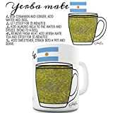 TWISTED ENVY Tea Receta Yerba Mate