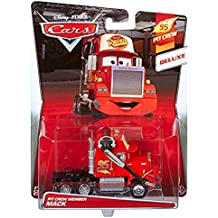 Mattel CJN04–Protagonistas de Cars Deluxe, Mack
