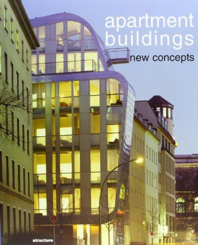 Nuevos edificios apartamento. Innovaciones diseño residencia (Architectural Design) por Josep Maria Minguet