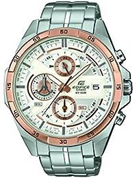 Casio EFR-556DB-7AVUEF - Reloj (Reloj de pulsera, Masculino, Acero inoxidable, Oro, Plata, Acero inoxidable, Plata)