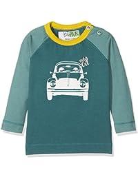 Phister & Philina Baby Boys' Ib Beetle Langarmshirt Organic Longsleeve T-Shirt