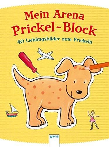 40 Lieblingsbilder Zum Prickeln: Mein Arena Prickel Block