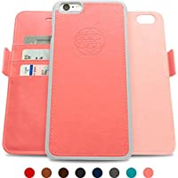 Dreem Fibonacci iPhone 6/6s scustodia e portafoglio, sfoderabile, 2 opzioni