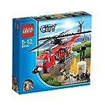 LEGO 60010 Lego City Elicottero Dei Pompieri  LEGO