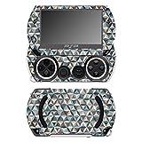 'DISAGU sf-531p 14232_ 1228Design protection d'écran pour Sony PSP Go Motif coloré Motif 05clair