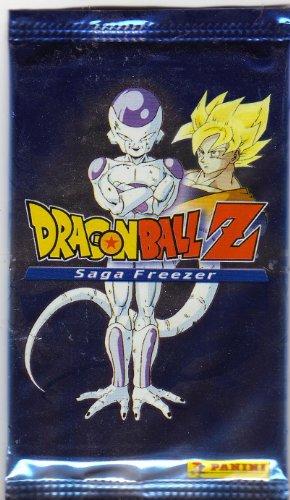 Panini Dragonball Z - Saga Freezer Booster-Pack mit 6 Sammelkarten (deutsche Ausgabe) (Panini Z Ball Dragon)