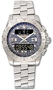 NEW BREITLING PROFESSIONAL AIRWOLF MENS WATCH A7836338/F531
