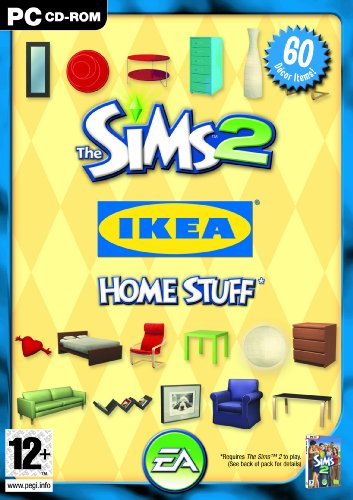 The Sims 2: IKEA Home Stuff (PC CD) [Edizione: Regno Unito]