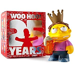 Kidrobot The Simpsons 25th Anniversary Mini Series 3-inch Figure - Plow King by Kidrobot 12