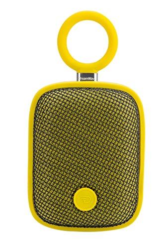 Dreamwave BUBBLEPOD-G Gelb Compact Outdoor Bluetooth Lautsprecher (Sands Mp3-player)
