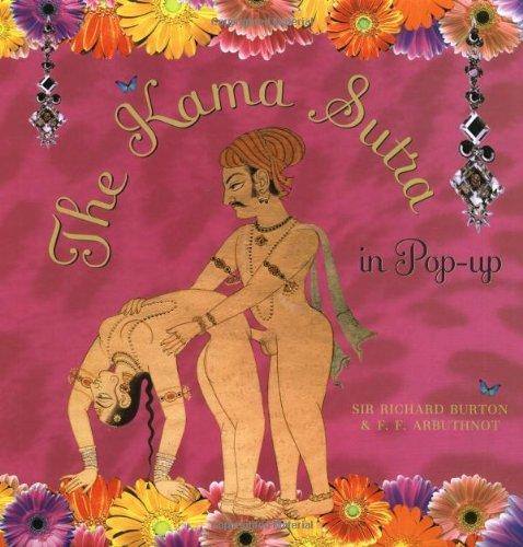 The Kama Sutra of Vatsyayana in Pop-up by Sir Richard Burton (2003-10-08)