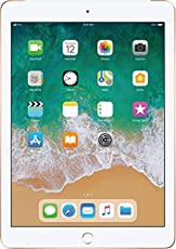 Apple iPad(6th Gen) Tablet (9.7 inch, 128GB, Wi-Fi), Gold