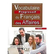 Vocabulaire progressif du français des affaires: Niveau intermédiaire. Buch + Audio-CD