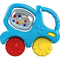 Funskool Giggles Mixer Truck Teether Ratle 2015, Multi Color