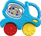 #9: Giggles Mixer Truck Teether Ratle 2015, Multi Color