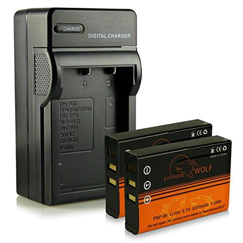 caricatore-2x-extremewolf-batteria-np-95-np95-per-fujifilm-finepix-f30-f31fd-real-3d-w1-x100-fujifil
