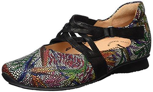 Think! Chilli, Ballerines Femme Multicolore (Sz/Multi 03)
