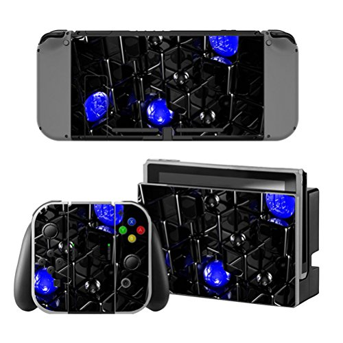 Zhhlaixing Skin Sticker Vinyl Decal Case para Nintend Switch Game Accessories ZY0040 51eFMhdYCkL
