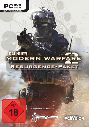 Call of Duty: Modern Warfare 2 - Resurgence Paket [Download - Code, kein Datenträger enthalten] - [PC] (Cod Modern Warfare 2 Pc)