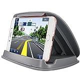 Autotelefonhalter, Universal-Handy Halterung Halterungen für iPhone 7/7 Plus / 6S, Galaxy S8 / S8 Plus, Galaxy Note 5/4, Google Pixel / Pixel XL, Huawei, Nexus 5x / 6P, LG G5 und mehr - Grau