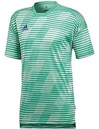Adidas Tan Eng JSY Camiseta, Hombre, Verde (verbas), M