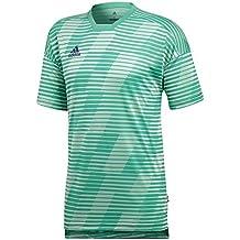 adidas Tan Eng JSY Camiseta, Hombre, Verde (verbas), XL