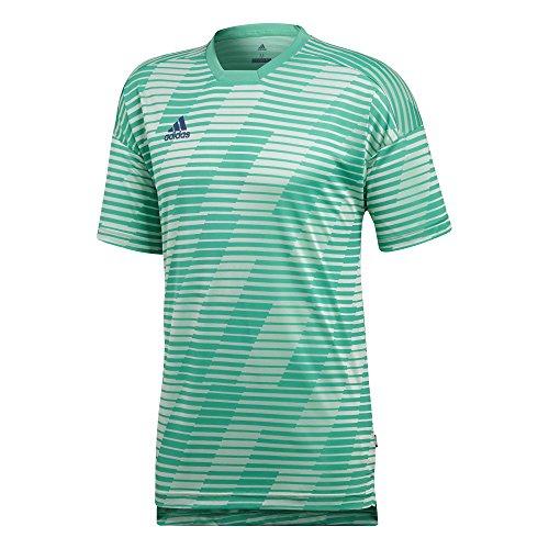 61f666236d94b adidas Tan Eng JSY Camiseta, Hombre, Verde (Verbas), M