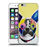 Head Case Designs Offizielle Michel Keck Boston Terrier Hunde 4 Soft Gel Hülle für iPhone 6 / iPhone 6s