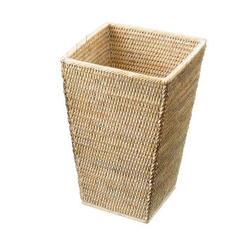 Decor Walther Basket Papierkorb beige rattan