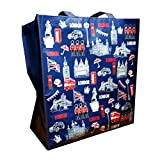Is this tote bag for women? Yes, and it's also a portable and attractive men's carrying bag! We're really proud of this attractive and durable London Icons carry bag / tote bag souvenir! This durable plastic carry bag / tote bag souvenir will make yo...