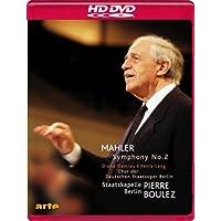 Gustav Mahler - Symphony N2 - Boulez/Staatskapelle Berlin