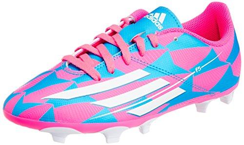 Adidas F5 FG J BLAU/RUNWHT - 5