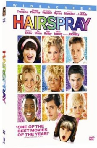 Hairspray (2007) [DVD] by John Travolta