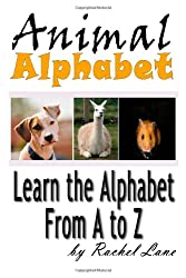 Animal Alphabet: Learn the Alphabet from A to Z
