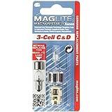 Maglite Magnum Star II Ampoule 3C xénon
