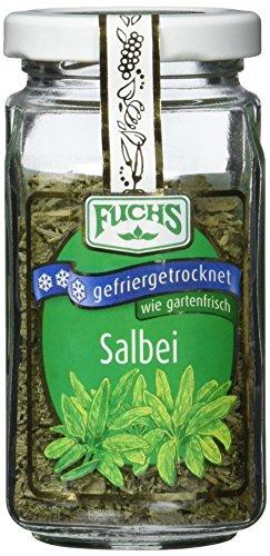Fuchs Salbei gefriergetrocknet, 5 g