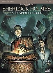 Sherlock Holmes et le necronomicon T01