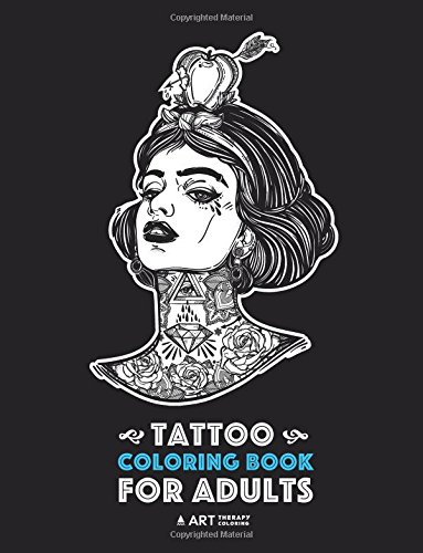 Tattoo Coloring Books For Adults: Stress Relieving Adult Coloring Book for  Men & Women, Detailed Tattoo Designs of Animals, Lions, Tigers, Eagles, ...  ...
