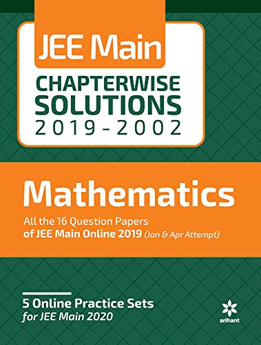 17 Years' Chapterwise Solutions Mathematics JEE Main 2020