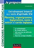 Image de Entraînement intensif aux tests d'aptitude IFSI - Planning : Planning