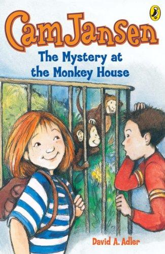 Cam Jansen: The Mystery of the Monkey Ho...