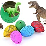 SN Toy Zone Magic Growing Dinosaur Eggs(Pack of 5+1 Free)