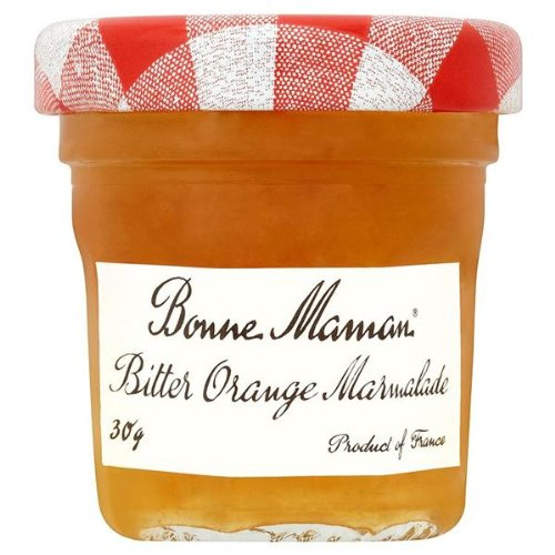 Bonne Maman Mini orange amère Marmalade 15X30G