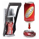 Asab Heavy Duty 12Ounce Can Crusher 350Milliliter pequeño cerveza lata reciclado de herramientas...