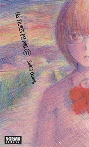 Las Flores del Mal 11. por Shuzo Oshimi.